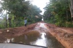 The fine roads of Kailahun