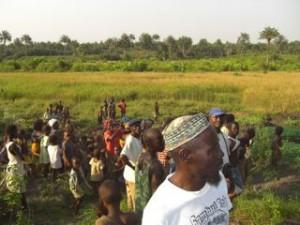 Montonkoh community farm