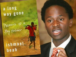 a long way gone ishmael beah violence Study guide: a long way gone by ishmael beah: book summary  most  terrifying aspect of such a war – getting used to violence and death.