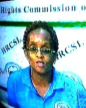 Commissioner Fofanah