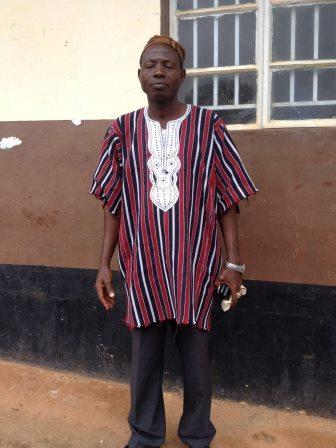 Chief Kamara-team member